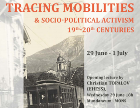 Tracing mobilities